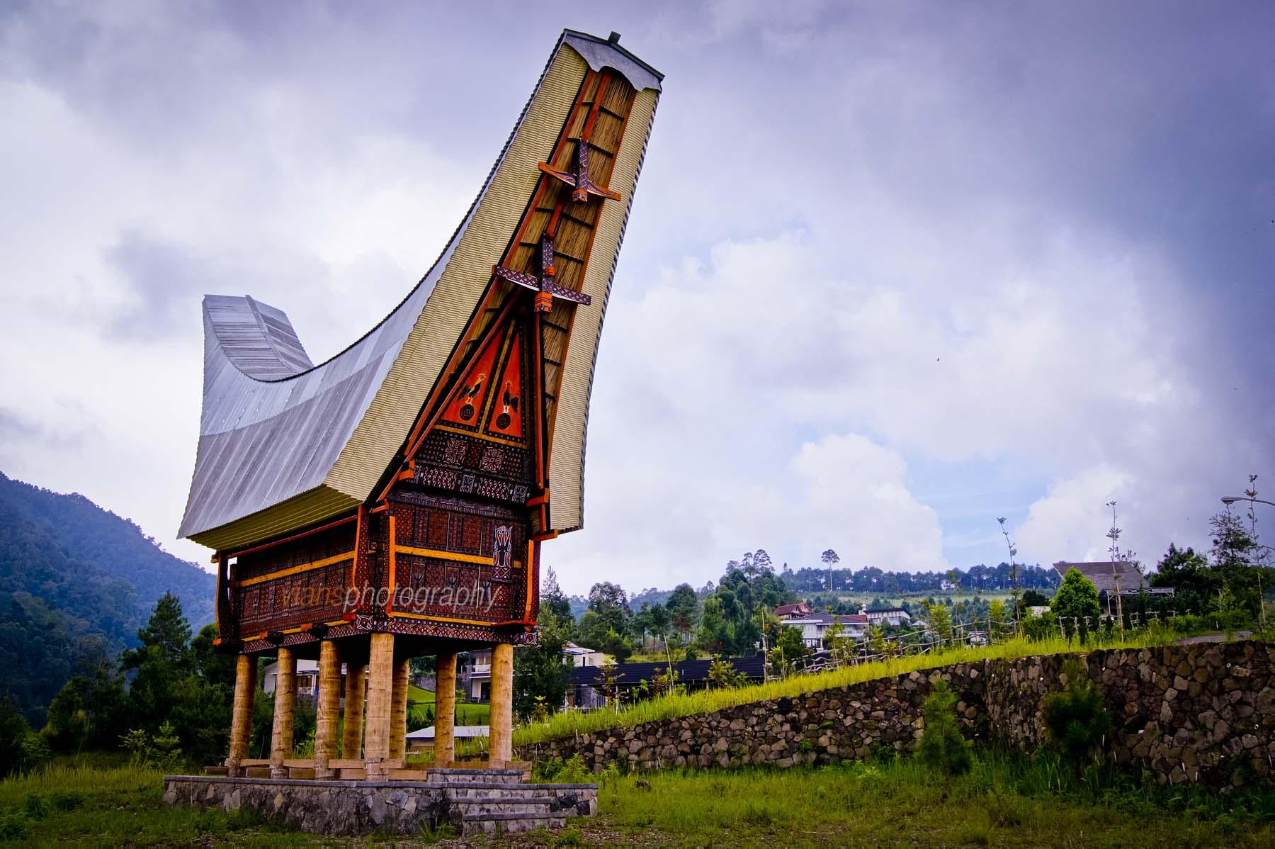 Image Gallery Rumah Toraja